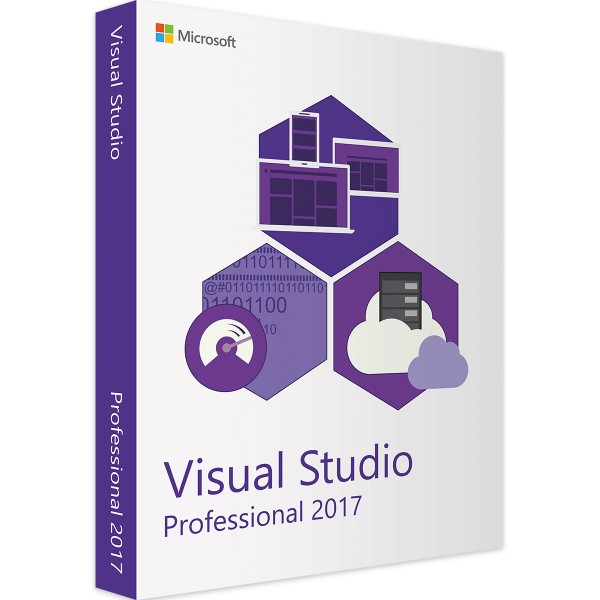Microsoft Visual Studio 2017 Professional - Vollversion - Download