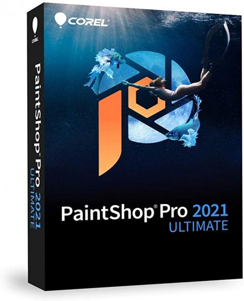 Corel PaintShop Pro 2021 Ultimate | Windows