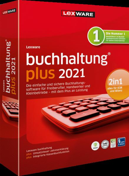 Lexware Buchhaltung Plus 2021 | Windows