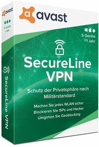 Avast SecureLine VPN | Windows
