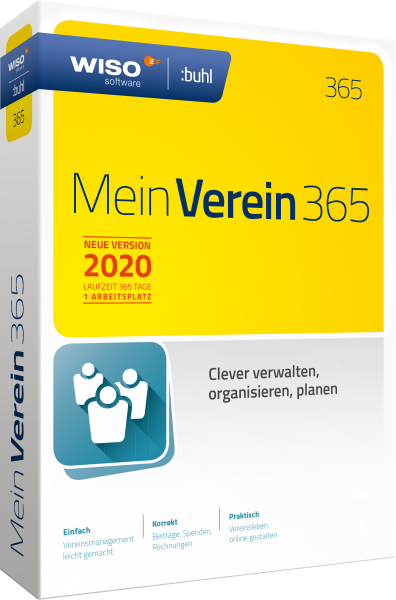 WISO Mein Verein 365 - Download - Windows