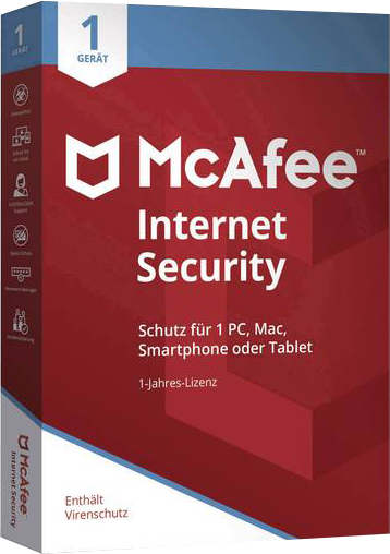McAfee Internet Security 2020 - Download