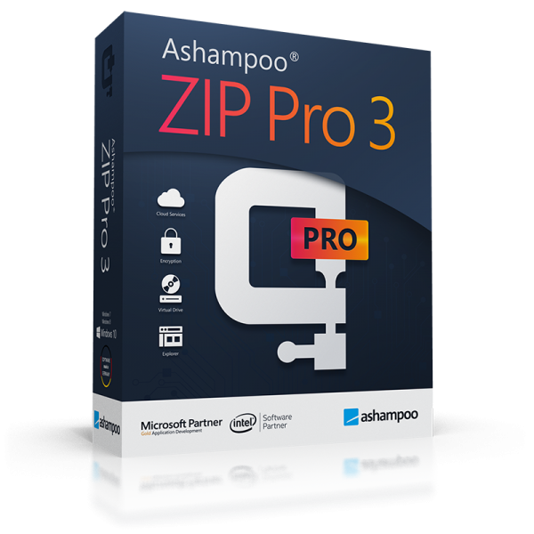 Ashampoo ZIP Pro 3 | Windows
