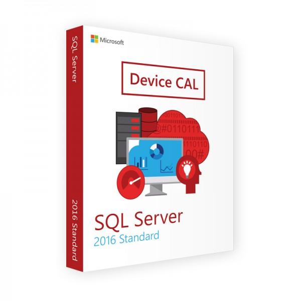 Microsoft SQL Server 2016 Device