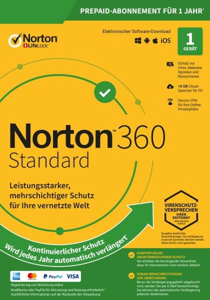 Norton 360 - Kein Abo