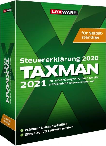 Lexware TAXMAN 2021 für Selbstständige | Download