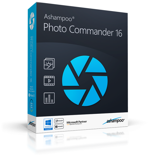 Ashampoo Photo Commander 16   Windows
