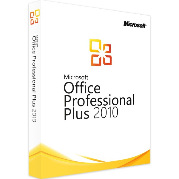 Microsoft Office 2010 Professional Plus Windows