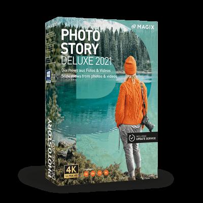 Magix Photostory Deluxe 2021 | Windows