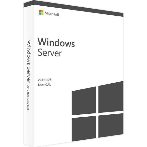 Windows Server 2019 RDS | 2 User CAL