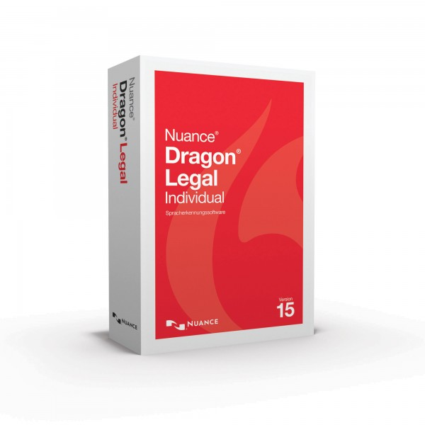 Nuance Dragon Legal Individual 15