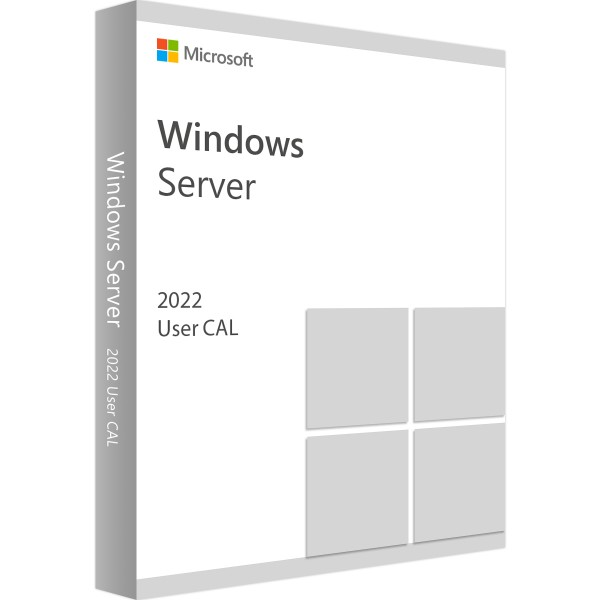 Windows Server User CAL 2022
