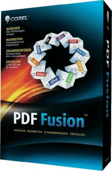 Corel PDF Fusion - Windows