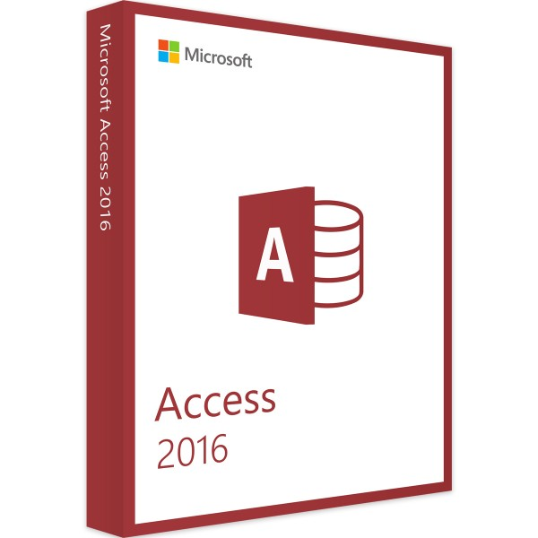 Microsoft Access 2016 - Vollversion - 32/64 Bit - Download