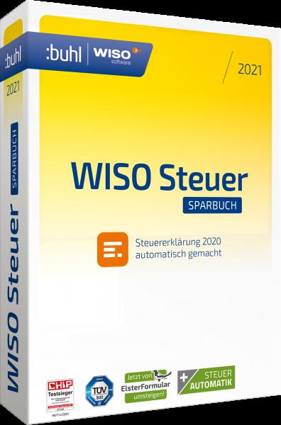 WISO steuer:Sparbuch 2021 Steuerjahr 2020 - Windows