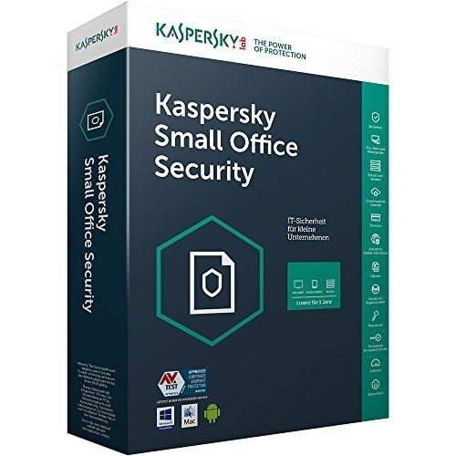 Kaspersky Small Office Security 8 2021 (2020)