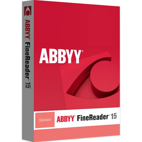 Abbyy FineReader 15 Standard - Windows - Download