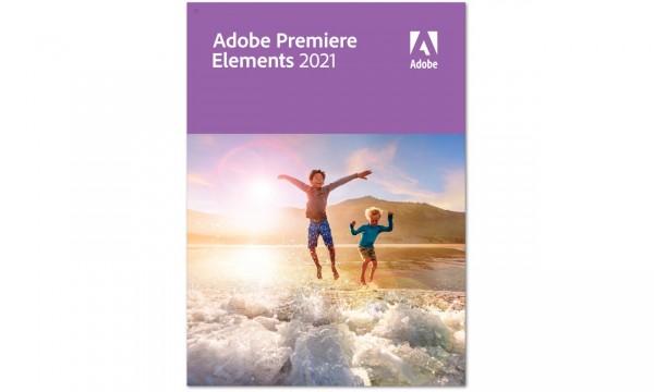 Adobe Premiere Elements 2021 | Windows/Mac
