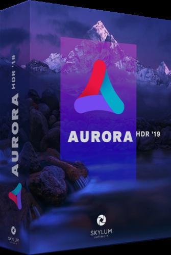 Skylum Aurora HDR 2019 - Windows/Mac - 1 Benutzer, 5 Geräte