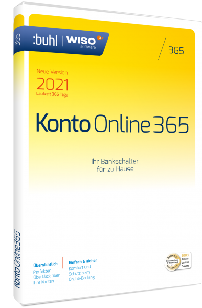 WISO Konto Online 365 | Windows