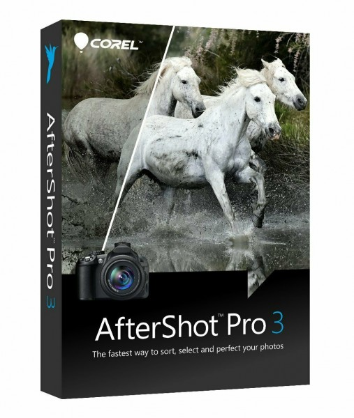 Corel AfterShot Pro 3 | Windows | Mac | Linux