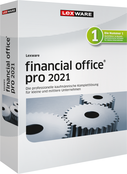 Lexware Financial Office Pro 2021 - 365 Tage