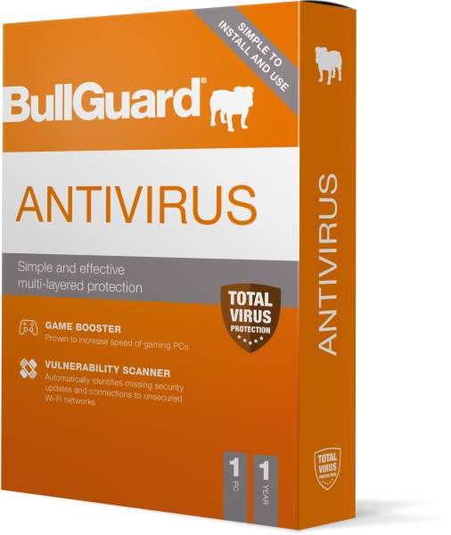 BullGuard Antivirus 2021 | Windows