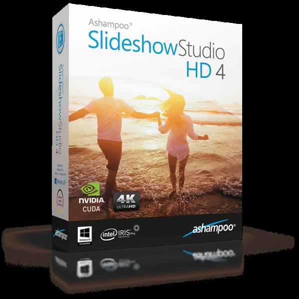 Ashampoo Slideshow Studio HD 4 - Windows