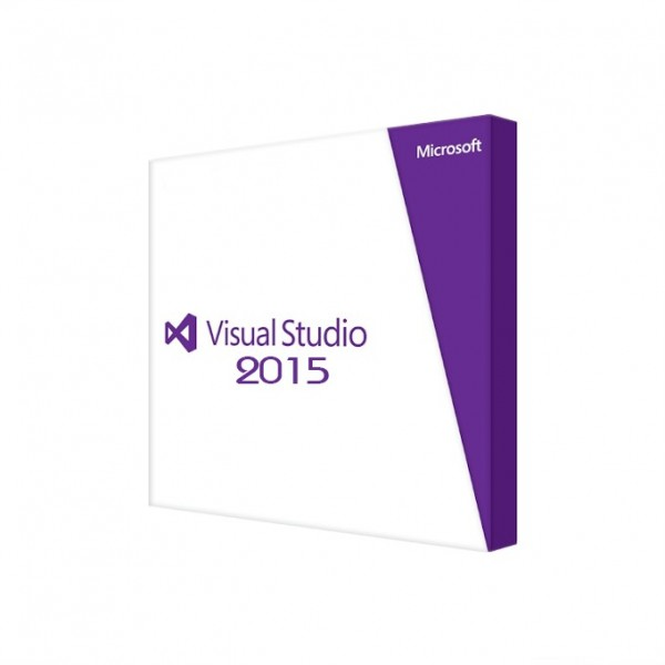 Microsoft Visual Studio 2015 Professional inkl.Update 3
