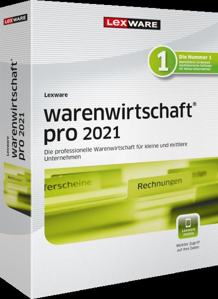 Lexware Warenwirtschaft Pro 2021 - Windows