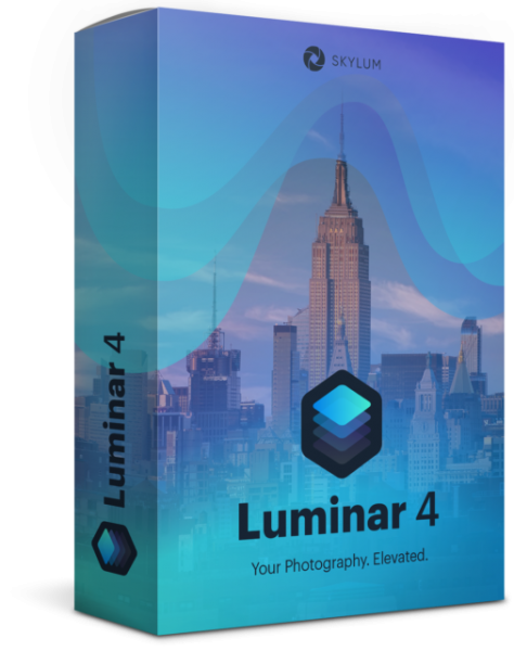 Skylum Luminar 4 - Windows / MAC - Download