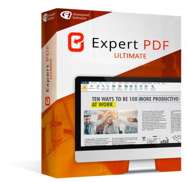 Avanquest Expert PDF 14 Ultimate   Windows