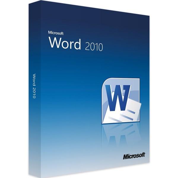 Microsoft Word 2010 - Vollversion - 32/64 Bit - Download