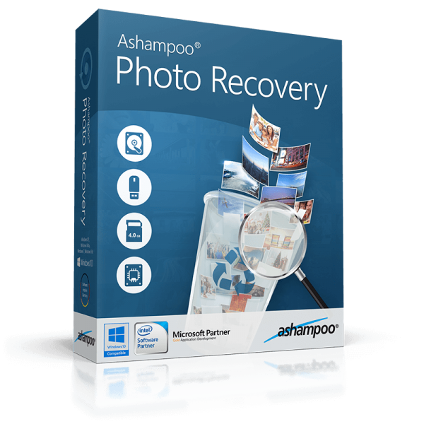 Ashampoo Photo Recovery | Windows
