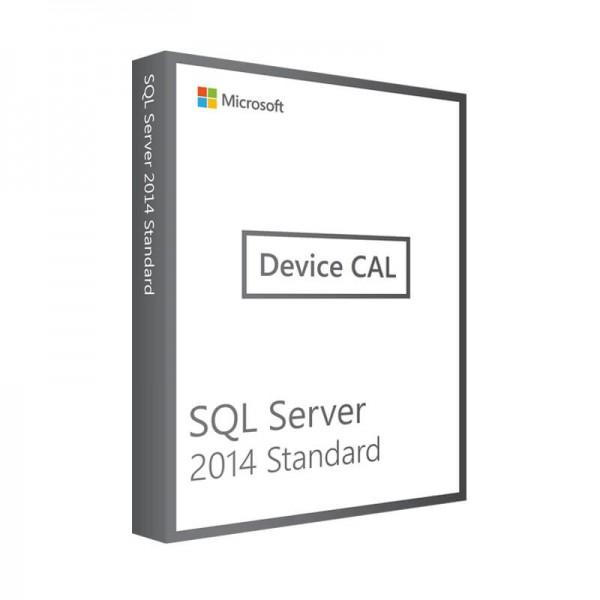 Microsoft SQL Server 2014 Device