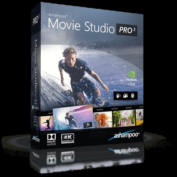 Ashampoo Movie Studio Pro 3 - Windows