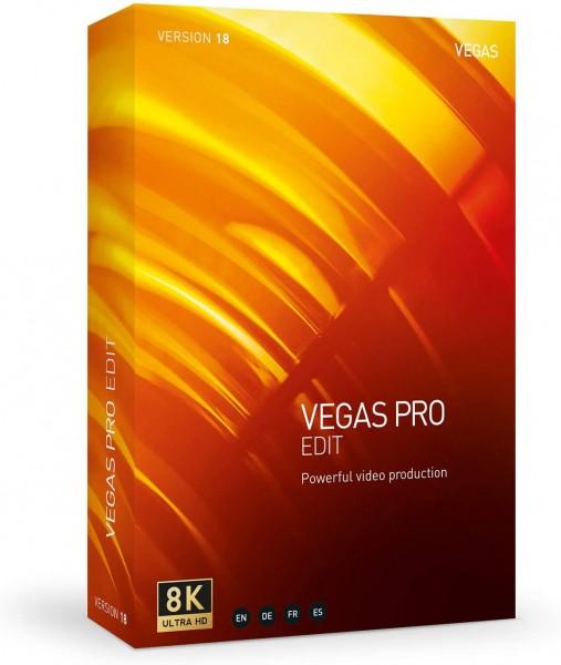 Vegas Pro 18 Edit - Windows