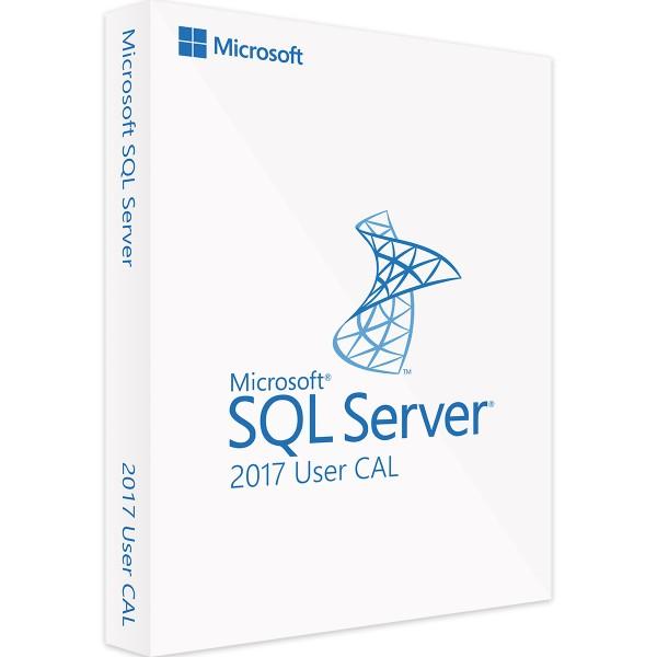 Microsoft SQL Server 2017 User