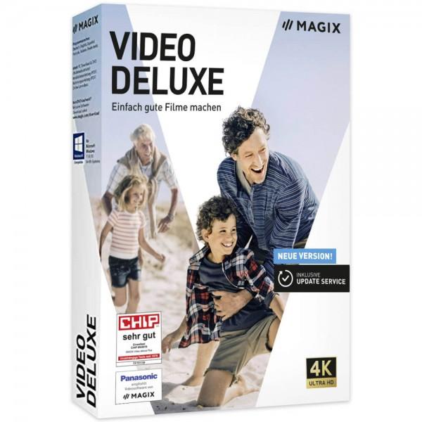 Magix Video Deluxe 2020 - Windows - Download