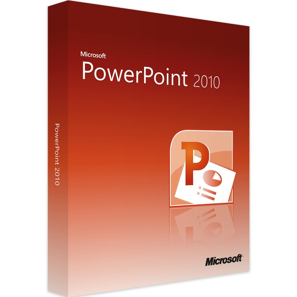 Microsoft PowerPoint 2010 - Vollversion - 32/64 Bit - Download