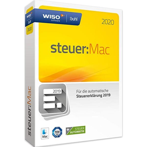 WISO steuer:Mac 2020 Steuerjahr 2019