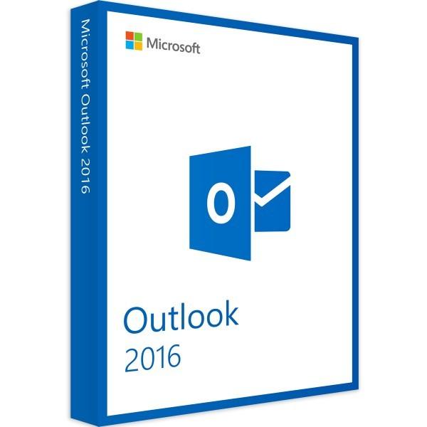 Microsoft Outlook 2016 - Windows - Vollversion