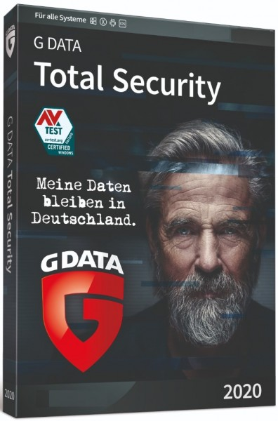 G Data Total Security 2020 | Download
