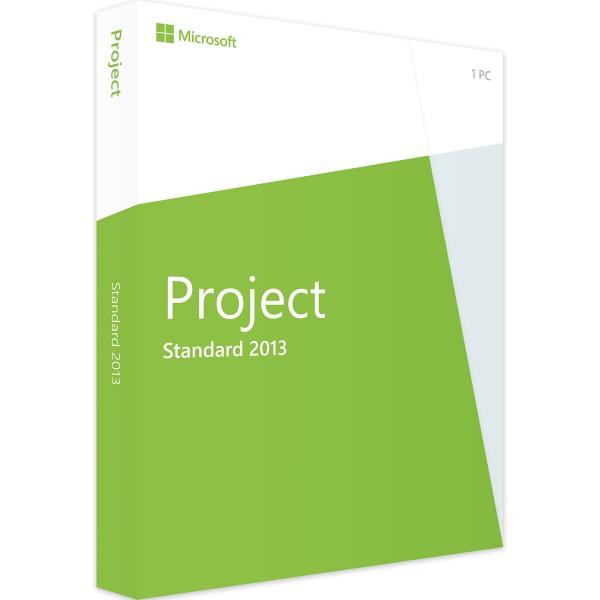 Microsoft Project 2013 Standard - Download - Windows