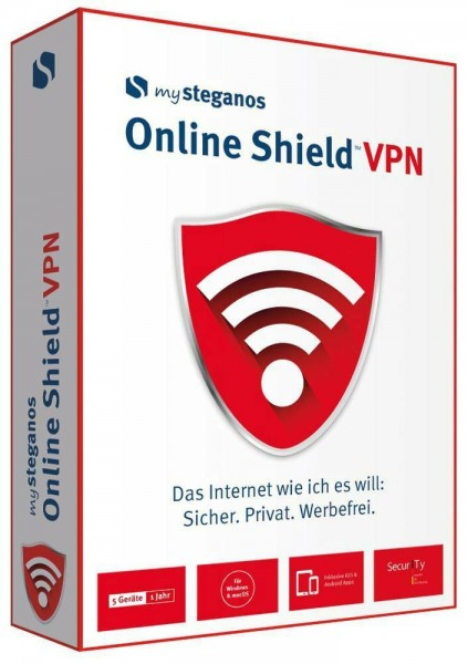 Steganos Online Shield VPN | Download
