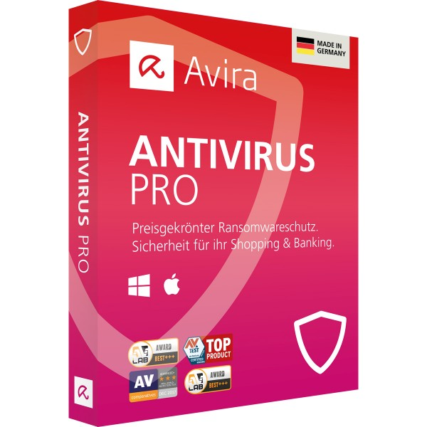 Avira Antivirus Pro 2020 | Download