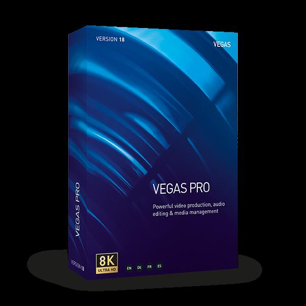 Vegas Pro 18 | Windows