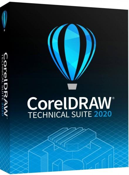 CorelDRAW Technical Suite 2020 | Windows