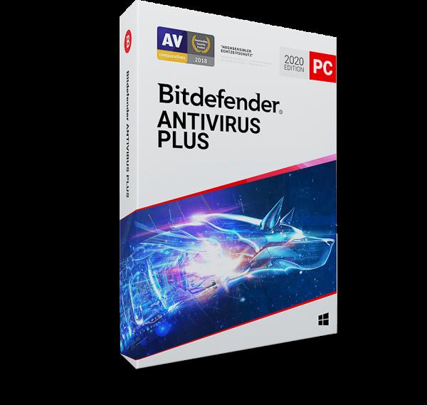 Bitdefender Antivirus Plus 2021 -