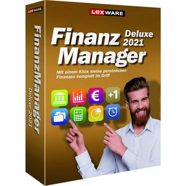 Lexware FinanzManager Deluxe 2021 | Windows